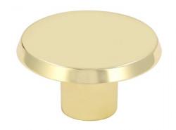 Buton mobila 918-38ZN5 auriu lucios Siro