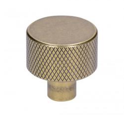 Buton mobila Cronos 2464 ZN83 auriu vintage Siro