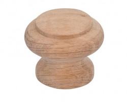 Buton lemn mobila S70 HZ1 stejar natur Siro