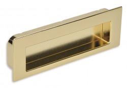 Maner mobila ingropat 2382-112ZN5ZN82 auriu lucios Siro