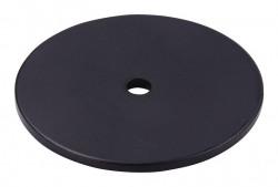 Placuta decorativa 2490-42PB12 negru mat Siro