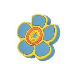 Buton mobila H149-44RU4 floare albastra Siro