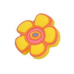 Buton mobila H149-44RU3 floare galbena Siro