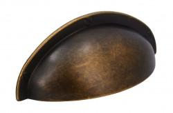 Maner mobila scoica 1760-85ZN10 bronz antic Siro