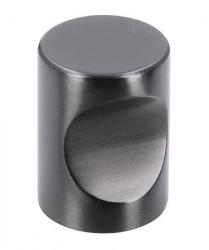 Buton mobila 1404-18N4 negru grafit Siro