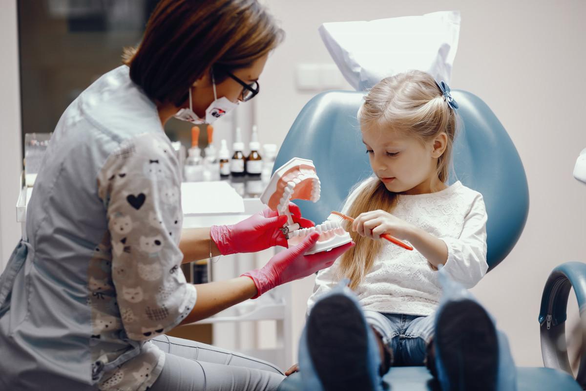 Prevenția cariilor la copii
