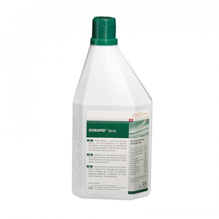 Dezinfectant Isorapid Spray 1l OCC
