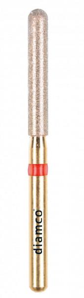 Freza diamantata fina pentru finisare compozit aliaj rodium-platina - C36F
