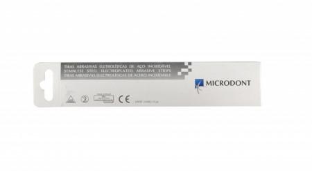 Benzi abrazive Inox 2 fete, 12 bucati Microdont 4mm