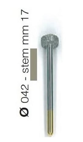 Freza diamantata tip disc aliaj rodium-platina - S31