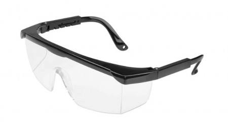 Ochelari protectie, lentila transparenta