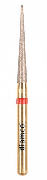 Freza diamantata fina pentru finisare compozit aliaj rodium-platina - C42F