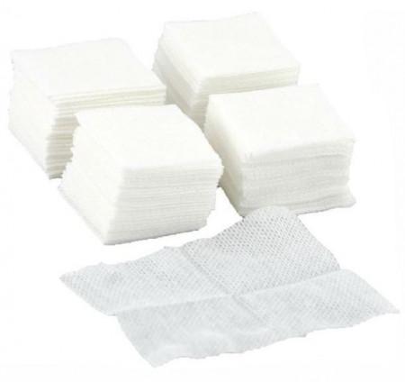 Comprese sterile Prima, 5 x 5cm, 4 pliuri - 100 buc