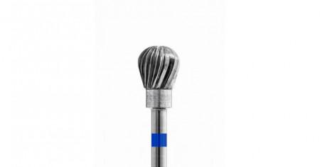Freza extradura cu globulare mici - inel albastru 60 mm