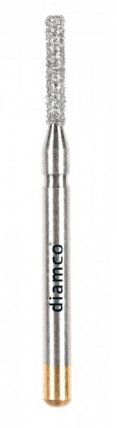 Freza diamantata cu capul drept aliaj rodium-platina - S32