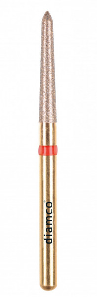 Freza diamantata fina pentru finisare compozit aliaj rodium-platina - C60F