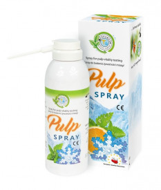 Pulp Spray testare vitalitate
