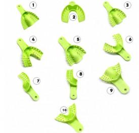 Set linguri plastic autoclavabile