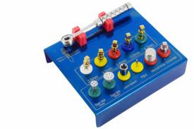 Kit Instrumente pentru implanturi dentare