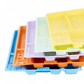 Tavite plastic colorate 50 bucati