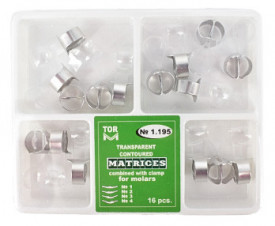 Matrici metalice - 16 bucati TorVM