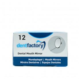 Set 12 oglinzi dentare plane