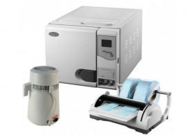 Pachet sterilizare Autoclav Tanzo E23L