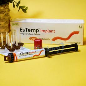 EsTemp Implant Ciment dentar temporar