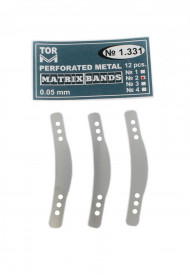 Matrici metalice perforate cu bordura TOR VM