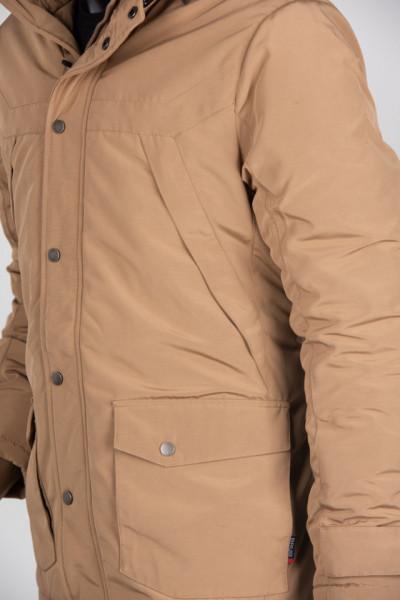 BRUG Zimska jakna 1904-101 Smeđe-žuta