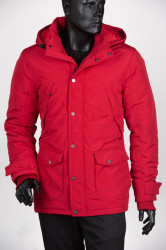 Zimska jakna 1904-101 Crvena