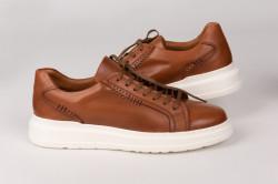 Muške cipele 4001 - Cognac