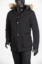 Zimska jakna 1904-102 Crna