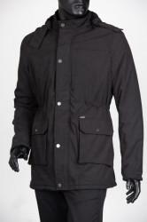 Zimska jakna 1904-104 Crna