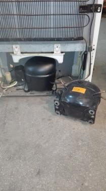 Inlocuire motor (kompresor frigorific)