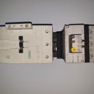 CONTACTOR DILM115(RAC240) CU PROTECTIE TERMICA ZB150