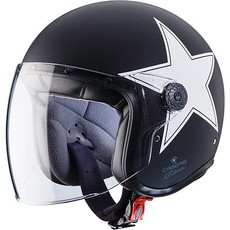 Poze JET FREE RIDE STAR BLACK/WHITE M