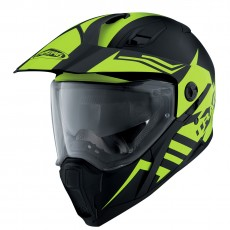 CASCA CABERG - X-TRACE LUX - YELLOW FLUO