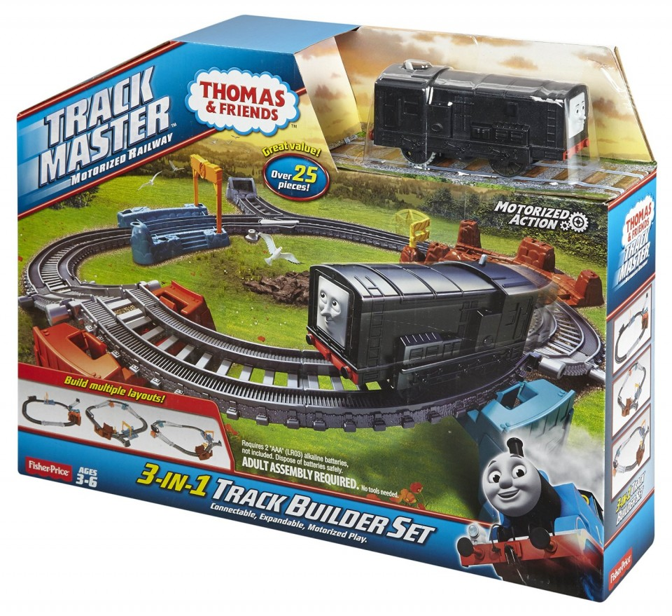 thomas the train glow in the dark track instructions