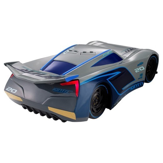 Masinuta jackson storm cars 3 disney - Coloriage cars 3 storm ...