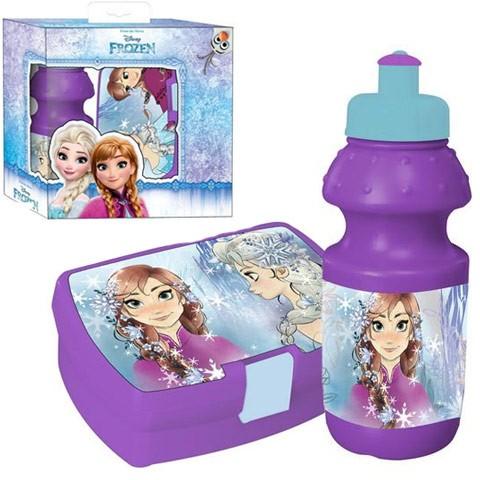 Set pentru pranz cu sticla si cutie de sandwich Frozen