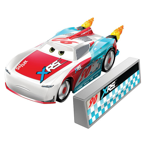 Masinuta metalica Paul Conrev Rocket Racing Disney Cars