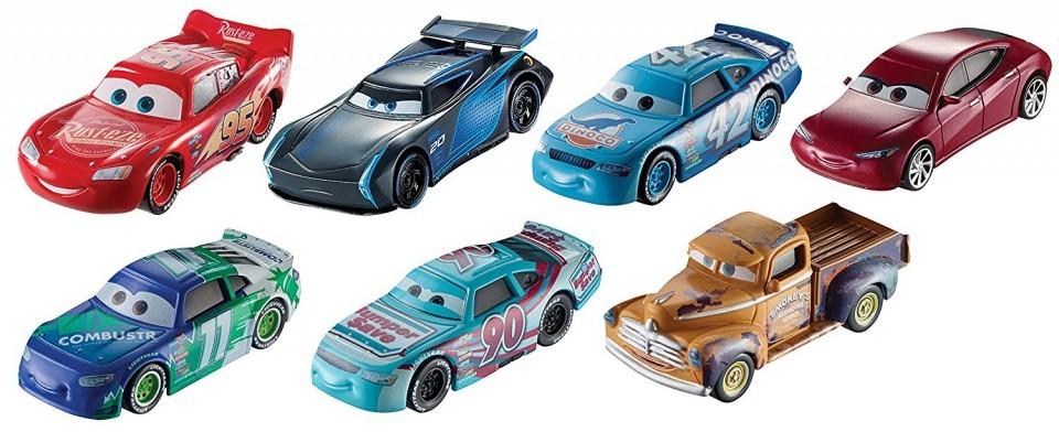 Masinuta fulger mcqueen cars 3 disney for Sarge automobiles garage serus