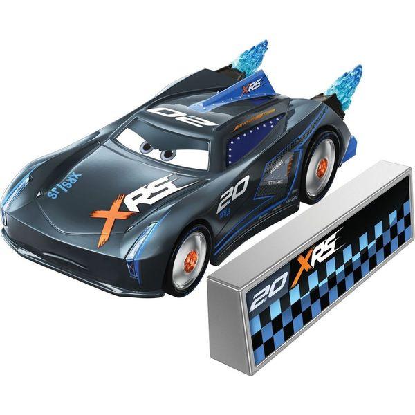 Masinuta metalica Jackson Strom Rocket Racing Disney Cars