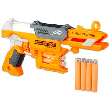 Blaster Nerf N-Strike Accustrike Elite FalconFire