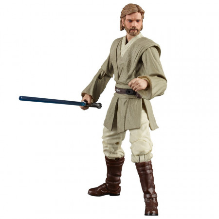 Figurina Star Wars The Black Series, Obi-Wan Kenobi 15cm