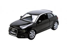 Masinuta Audi A1 Negru 1/24 Bburago