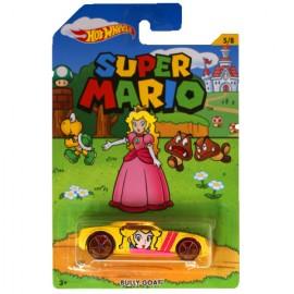 Masinuta Bully Goat 1/64 Hot Wheels Super Mario