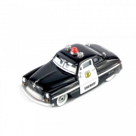 Masinuta Metalica Sheriff Disney Cars 3
