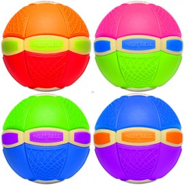 Poze Phlat Ball - Minge si disc frisbee fosforescent